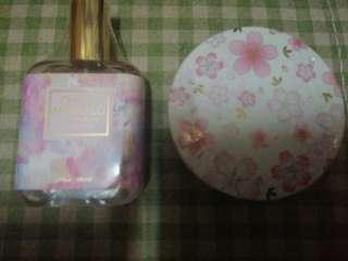 1 set of Ohana mahaalo perfume n steam cream