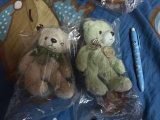 [New] Two Little Bear 小熊公仔