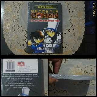Cerita spesial detektif conan vs. Kid the phantom thief