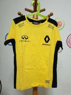 🚚 Renault Sport Formula One Team Tee (Kids)