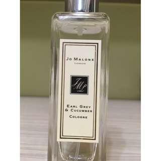 Jo Malone 伯爵與小黃瓜Earl Grey & Cucumber  30ml