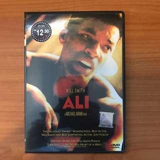ALI DVD - MUHAMMAD ALI