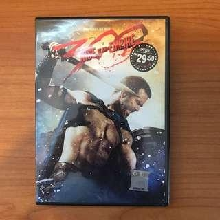 300 RISE OF EMPIRE DVD