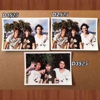 [現貨] 嵐 Arashi Shop相 相葉雅紀 二宮和也 松本潤 夏威夷