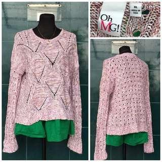 XL-2XL knitted top