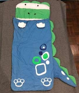 Dinosaurs Sleeping Bag / Mat for Toddlers