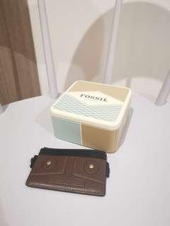 [BN] Fossil robot Cardholder