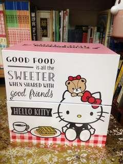 🚚 Hello Kitty 收納櫃