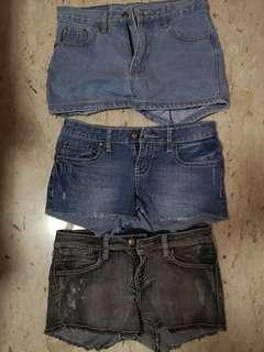 🚚 Denim Shorts Galore