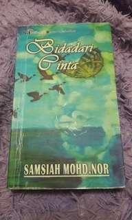 Bidadari cinta Samsiah Mohd Nor