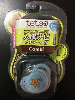 日本版 Combi 嬰兒助眠奶咀 - 日本進口