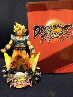 Dragonball Fighter Z 悟空 Goku figure