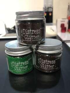 Brand New Tim Holtz Distress Glitter