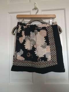 H&M wrap style skirt