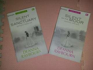 Novel Harlequinn seri Lady Julia