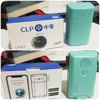 [零底價] Goki 3000mAh 充電寶 兼自拍遙控器 (新春特惠時段 歡迎自由出價)