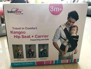 BN Babylove Kangoo Hip Seat Carrier