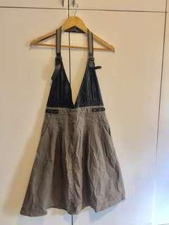 Sexy Backless dress