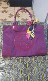 PRELOVED AUTHENTIC TORY BURCH ELLA BAG