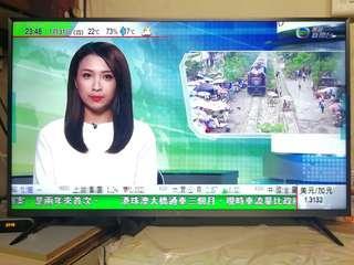 小米電視 4S 43吋 4K智能電視99.99%新