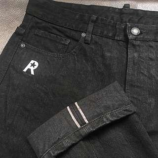 Reshake - W31 重磅 黑牛 Black Denim 牛仔褲 日牛 LVC LEVIS Workware