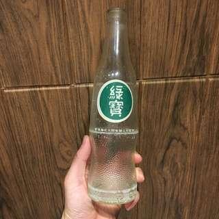 綠寶 玻璃樽