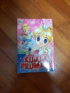 Kilala Princess manga