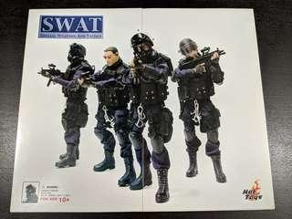 Hot Toys 12inch SWAT 1.0 Keanu Reeves nt medicom dragon seal gign sas
