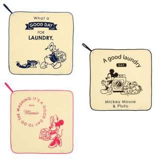 [代購] 🇯🇵 日本迪士尼 Disney 毛巾 Good Laundry Day