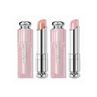 Dior Addict Lip Glow 001 pink 004 carol