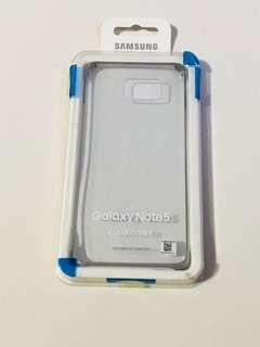 Brand new Samsung Galaxy Note 5 Clear Cover