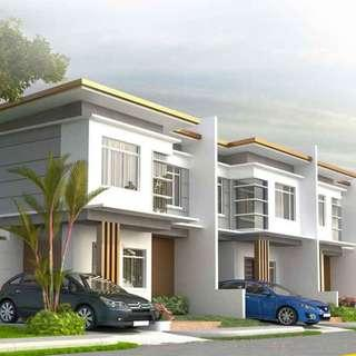 3 bedrooms, 2 toilet and baths, 2-storey townhouse
