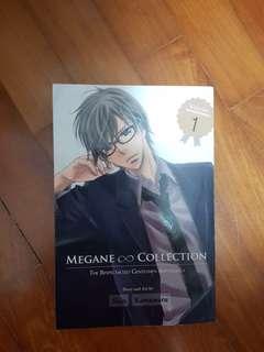 Megane collection manga