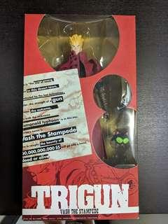 Toycom - Vash The Stampede 12 inch figurine nt medicom dragon hottoys yamato