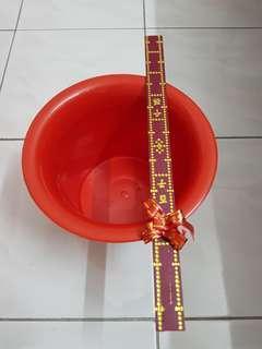 Chinese wedding set