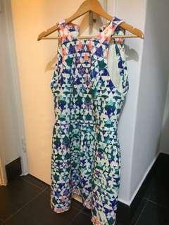 Kookai Patterned Dress