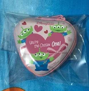 三眼仔 香港迪士尼 最新 情人節 糖果盒 飾物盒