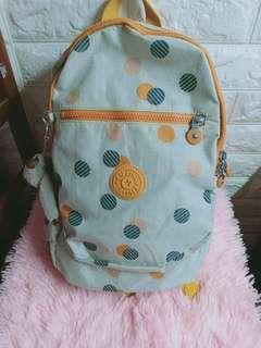 authentic kipling bagpack not coach ,mk,ks,lacoste,dkny