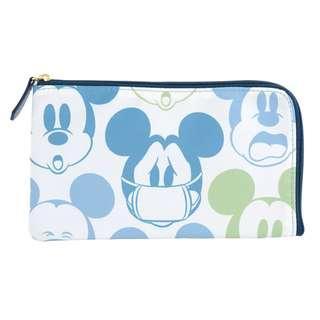 [代購] 🇯🇵 日本迪士尼 Disney Mickey 米奇 口罩收納袋 Comfort Breath