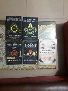 The Hobbit and Lord of the Rings Trilogy Bundle