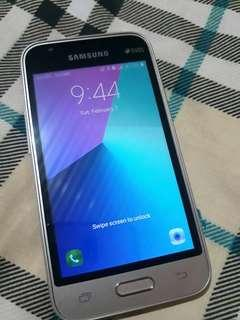 SAMSUNG J1 Mini Prime with Flip Screen Jelly Case