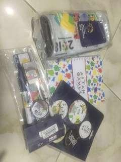 Asian Games Stationary set
