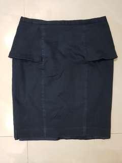 [PRE-LOVED] Black Skirt