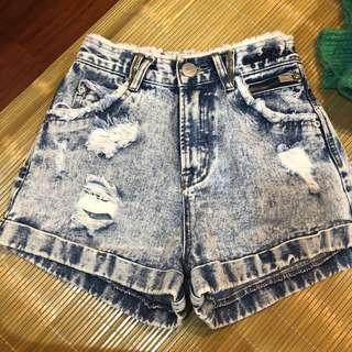 🚚 MJR 水洗牛仔短褲