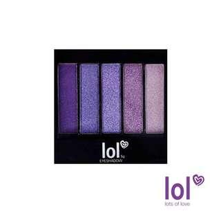 Lol Purple Eye Shadow