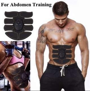 🚚 Japan-Electronic Abdominal / Arms Trainer (6 packs in 1 month)