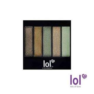 Lol Green Eye Shadow