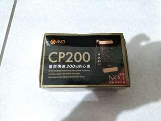 🚚 IN0 CP200極簡風孝親長輩當兵機功能型折疊手機mortorola(無照相功能)紅色