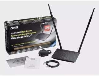 🚚 ASUS Router RT-N12HP