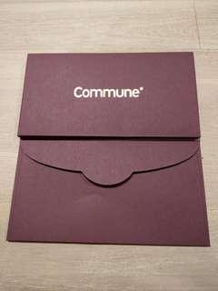 🚚 Commune red packets